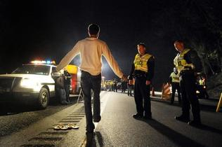 DWI Checkpoints During The Holidays